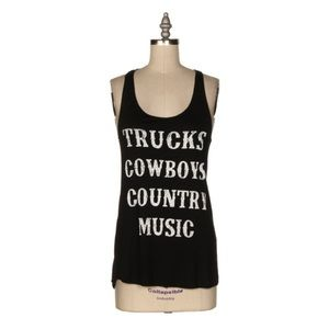 Tops - Country tank